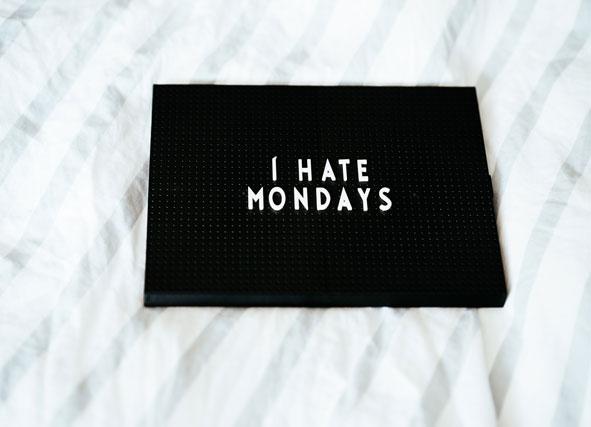 ¿Para qué el Blue Monday?