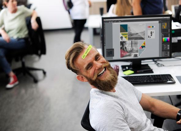 ¿Es posible alcanzar la felicidad en el trabajo? Claro que sí